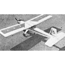 Bauplan Donjo Modellbau Modellbauplan Kunstflugtrainer