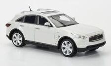 Infiniti FX50S, metallic-weiss, 1:43, Neo