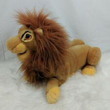 """VINTAGE LION KING SIMBA MUFASA LARGE 33"""" PLUSH WALT DISNEY Exclusive"""