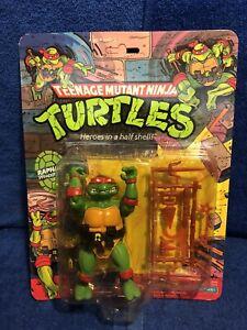 Playmates Toys Teenage Mutant Ninja Turtles RAPHAEL Action Figure 5003 TMNT