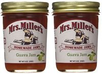 Mrs Millers Guava Jam (Amish Made)  2 / 9 Oz. Jars