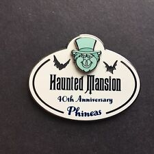 DLR - Haunted Mansion 40th Anniversary - Cast Member - Phineas Disney Pin 70640