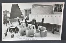 Vtg Festival Of Britain Power Production South Bank Exhibition RPPC Postcard
