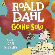 Going Solo by Roald Dahl (CD-Audio, 2016)