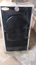 Memco Wood/Coal boiler, model MW-100 for heat/hotwater, works excellent!