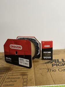 "Oregon Full Chisel 3/8 063 24"" & 25"" 84 DL Chainsaw Chain"