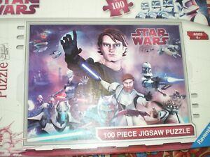 Star Wars 100 Piece Jigsaw Puzzle