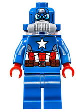 LEGO 76049 - Marvel Avengers - Space Captain America - Mini Fig / Mini Figure