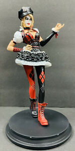 Diamond Arkham Knight Harley Quinn Statue Paperweight 439/2500 MWOB