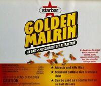 Original Golden Malrin Fly Bait Methomyl 1/2lb REPACKAGED.. 100's sold