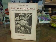 ENZO ROSSI-ROISS -PARTIGIANI IN AZIONI - FOTOGRAFIS ED.1983
