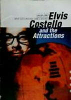 ELVIS COSTELLO Japan tour book in 1996 (The Angels Wanna Wear My) Red Shoes