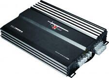 4-Kanal Auto-Verstärker Amplifier brückbar Mosfet 2 Ohm stabil 2000Watt X500.4