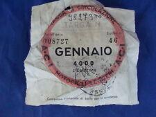 BOLLO 1969 ACI TASSA CIRCOLAZIONE MOTOCICLI LEGGERI VESPA SCOOTER MOTO EPOCA