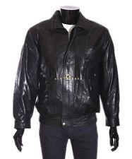Abrigos y chaquetas de hombre Bomber de color principal negro