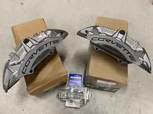 3D brake caliper cover style F/&R Fit for 2000-2012 Chevrolet Corvette Camaro