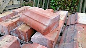 Reclaimed Victorian Decorative Corbel String Course Bricks