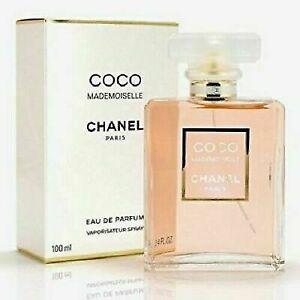 Coco Mademoiselle by Chanel Eau de parfum women's 3.4 oz / 100 mL New Sealed