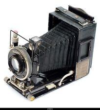 Camera Voigtlander Bergheil Green  6x9  Lens Voigtlander Heliar 3.5/10.5cm
