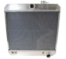 1955-1957 CHEVY RADIATOR W/ TRANS COOLER RAT ROD PARTS HOT ROD STREET CUSTOM