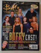 BUFFY LE VAMPIRE SLAYER OFFICIEL YEARBOOK 2003 MAGAZINE MAGAZINE ( ZB 148 )