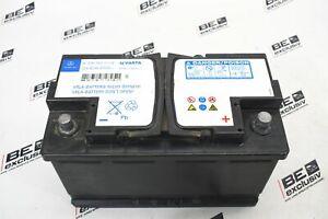 Mercedes E250 W212 S212 Autobatterie Batterie 12V 80Ah 800A 21/11 A0009822108