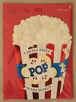 Papyrus - Father's Day greeting card Pop Popcorn - New in packaging
