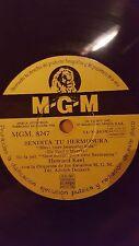 FILM 78 rpm RECORD MGM HOWARD KEEL Bill Lee & Hermanos 7 NOVIAS PARA 7 HERMANOS