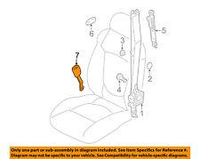 KIA OEM 10-11 Forte Front Seat Belt-Buckle Left 888301M500WKQQK