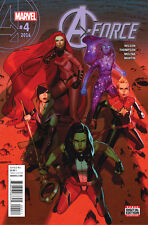 A-Force (2016) #4 VF/NM