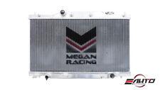 MEGAN 2 Row Aluminum Radiator for Honda Civic Si 02-05 EP3 *Manual Transmission*