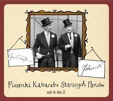 6CD KABARET STARSZYCH PANÓW Piosenki od A do Z reedycja