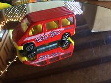 1980s Majorette City Bus Ford Transit