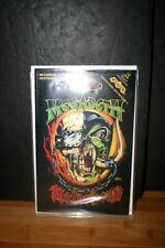 Megadeath Comics Motorhead # 15 VVF