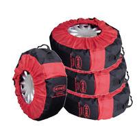 """Heyner Premium Reifentaschen-Set 14-18"""" bis 245mm Reifen Nylon Reifenhüllen"""