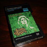 Gilbert O'Sullivan - I'm A Writer, Not A Fighter - Slipcase Cassette Tape