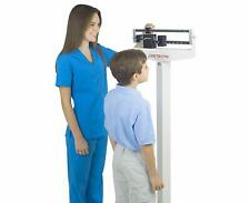 Scale Weight Loss Professional Physician Doctor Office Bathroom Measure Height
