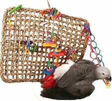 00699 Activity Wall Bird Toy parrot cage toys cages african grey conure caique