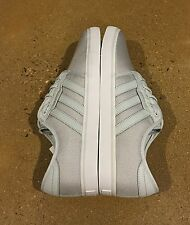Adidas Seeley Size 12 US Grey BMX DC Skateboarding Shoes Sneakers