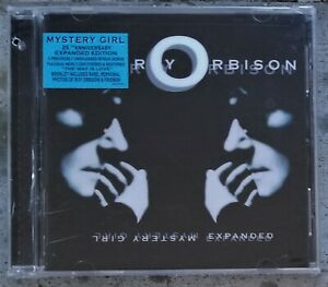 Roy Orbison -- MYSTERY GIRL: EXPANDED -- New, SS 2014 CD!!