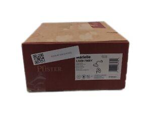 Pfister Marielle 1-Spray 1-Handle Shower Faucet Trim Kit Bronze No Valve