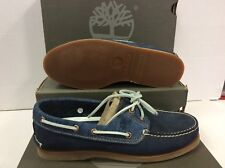 Timberland Classic Boat 2-Eye Mens Sneakers Shoes A1H5P, Size UK 10 / EUR 44.5