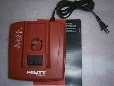 Hilti  7/36,ACS   CHARGER FOR 36V BATTERIES 110-120Volts