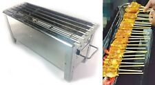Thai BBQ Grill Stove Steak Barbecue Charcoal Smoke