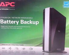 APC - BG500 - Back-UPS Pro 500 Lithium Ion UPS