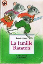 La Famille Rataton * Romain SIMON * Castor Poche * dès 3 ans