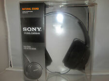 Sony MDR-MA100 Stereo Headphones MDRMA100