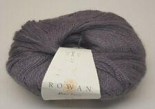 Single Ball Rowan Fine Lace - 926 Mauve