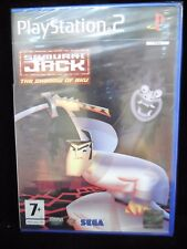 Samurai Jack:The Shadow of Aku para playstation 2 nuevo y precintado