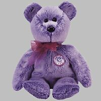 Ty Beanie Babies - Periwinkle the Bear